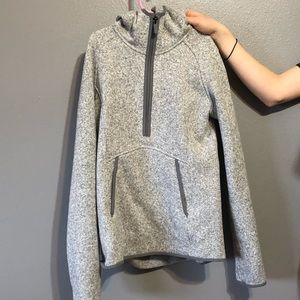 Lululemon quarter zip jacket